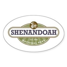 Shenandoah National Park Decal