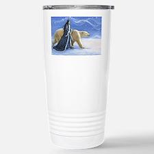 SNOW PRINCESS_POSTER Travel Mug