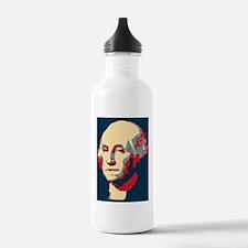 ART Hope Christmas orn Sports Water Bottle
