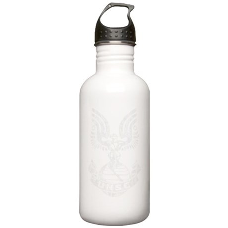 UNSC Halo Reach Stainless Water Bottle 1.0L