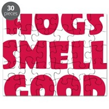 Hogs Smell Good Puzzle