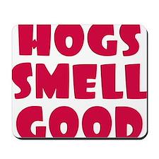 Hogs Smell Good Mousepad