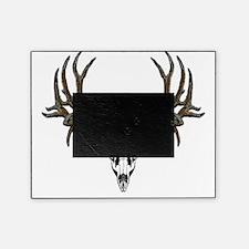 mule deer skull 1 Picture Frame