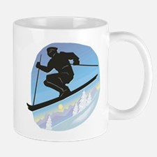 Ski Jumper (Male) Mug