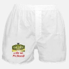 Kiss Me, Princess (B) Boxer Shorts