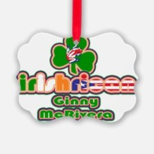 irishricancoquiGinny Ornament