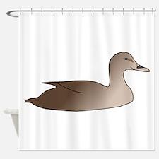 Duck Shower Curtain