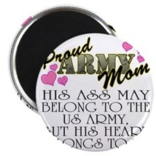 proud mom_1 Magnet