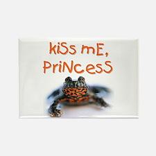 Kiss Me, Princess (A) Rectangle Magnet