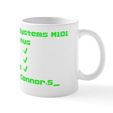 start_terminating_black Mug