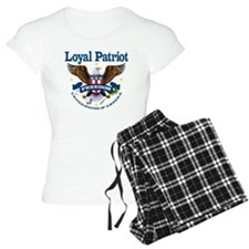 Loyal Patriot Pajamas