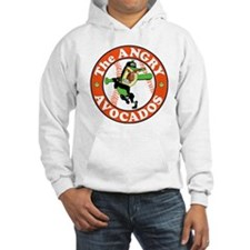 Avocados-Front Hoodie