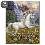 Unicorns Puzzles