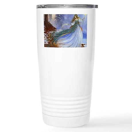 Spring Fairy Stainless Steel Travel Mug