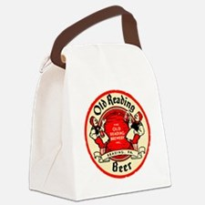 oldreadingbeer Canvas Lunch Bag