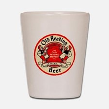 oldreadingbeer Shot Glass