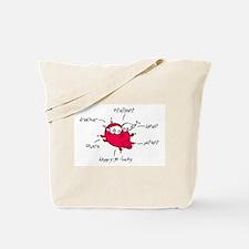 Chinese Birth Sign - Pig - Tote Bag