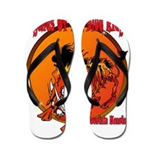 WART HOG Flip Flops