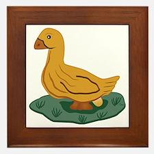 Goosey Framed Tile