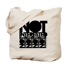 Not Interested t-shirts Tote Bag