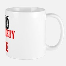 RESTRICTEDPrivate Propert of  Mug