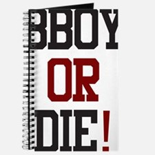bboy or die1 Journal