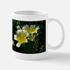 flowers scare me 2 Mug