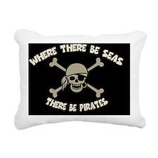 seas-pirates-OV Rectangular Canvas Pillow