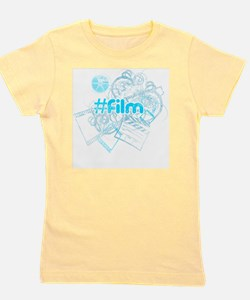 2-Film-hashtag Girl's Tee