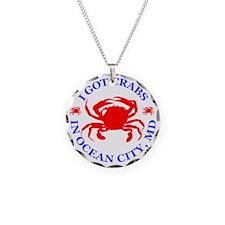OC_CRABS Necklace