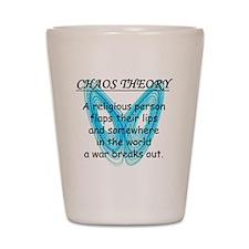 chaostheorywar Shot Glass