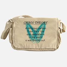 chaostheorywar Messenger Bag