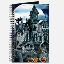 Haunted House PosterP Journal