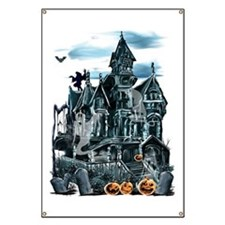 Haunted House Trans Banner