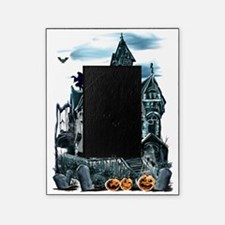 Haunted House Trans Picture Frame