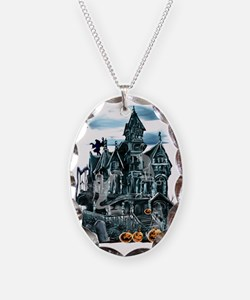 Haunted House Trans Necklace