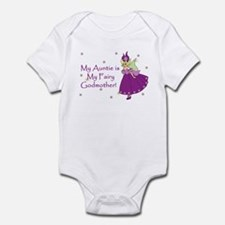 Aunt is Fairy Godmother Infant Bodysuit