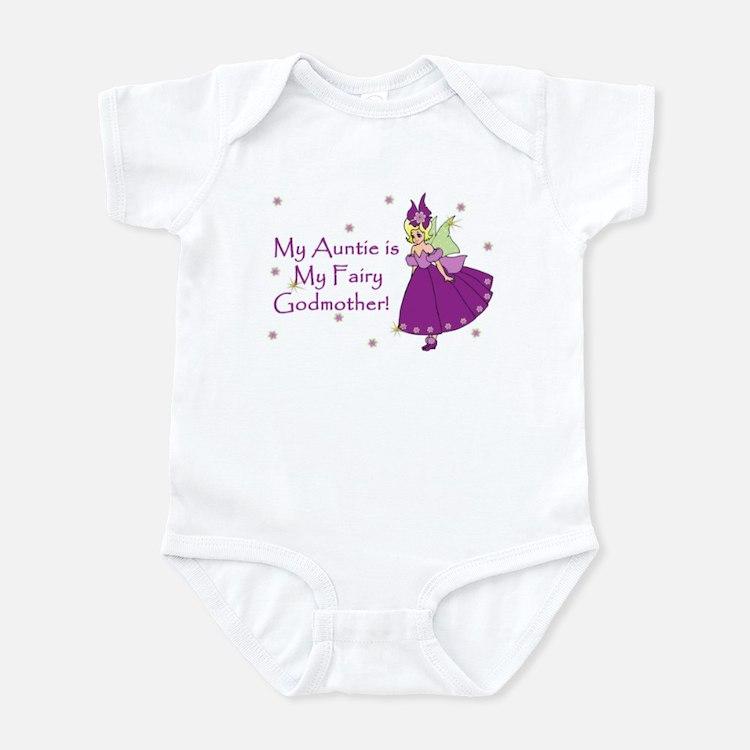Aunt is Fairy Godmother Infant Bodysuit