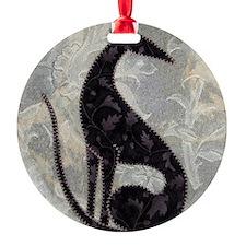 Sable Ornament