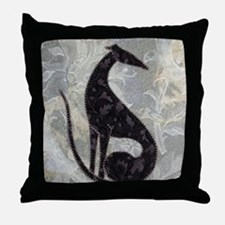 Sable Throw Pillow
