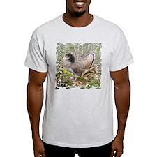 Grouse Ash Grey T-Shirt