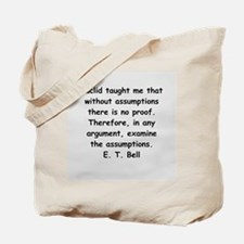 bell1.png Tote Bag