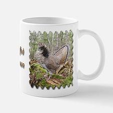 Grouse Small Small Mug