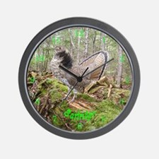 Grouse Wall Clock