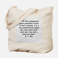 bell6.png Tote Bag