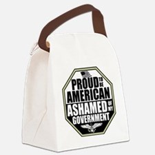 2-ashamed4 Canvas Lunch Bag