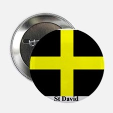 Wales St David Button