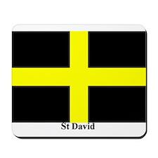 Wales St David Mousepad