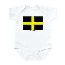 Wales St David Infant Bodysuit
