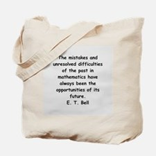 bell8.png Tote Bag